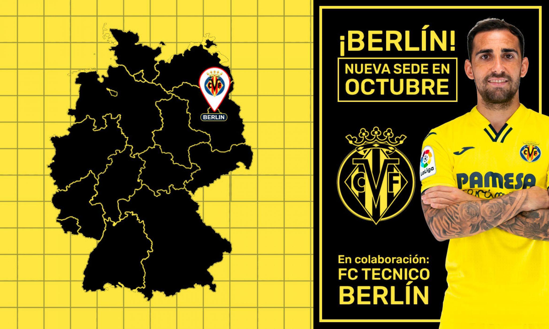 ¡BERLÍN, NUEVA SEDE DE CAMPUS PARA OCTUBRE!
